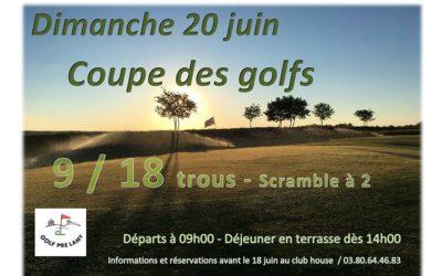Coupe des golfs